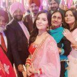 Aamber Dhaliwal Family