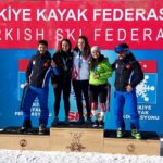 Aanchal Thakur received the Slalom Skiing Bronze