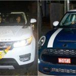 Aayush Sharma car collection
