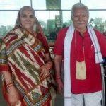 Abha Parmar parents
