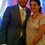 Aditya Tare With His Wife