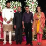 Afreen Khan and Yusuf Pathan Reception Party