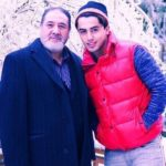 Ahmed Masih with father
