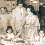 Ajay Piramal and his wife in 1980s