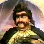 Akhilendra Mishra As Krur Singh