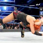 Alexa Bliss Snap DDT Finisher