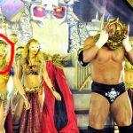 Alexa Bliss Triple H Entrance