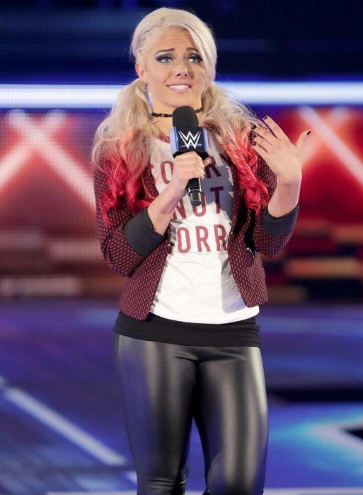 Alexa Bliss wrestler