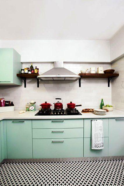 Alia Bhatt House Kitchen