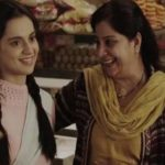 Alka Kaushal in the movie 'Queen'