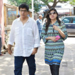Alka Yagnik With Her Brother