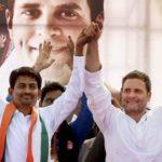 Alpesh Thakor With Rahul Gandhi