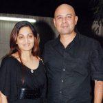 Alvira Khan with her husband Atul Agnihotri
