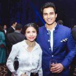 Ameira Punvani with Shiv Pandit