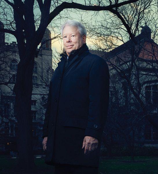 American Economist Richard Thaler