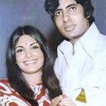 Parveen Babi Pacar Amitabh Bachchan