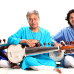 Amjad Ali Khan With His Sons Amaan and Ayaan
