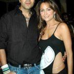 Amritra Arora with Usman Afzaal