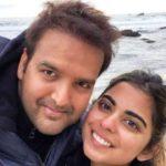 Anand Piramal with Isha Ambani
