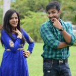 Anchor Ravi with Lasya