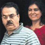 Anita and Praful Durrani