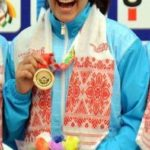 Anjum Moudgil Winner of Gold Medal