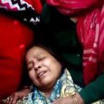 Ankit Saxena mother Kamlesh Saxena