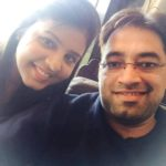 Ankit Sharma's Brother Ankur Sharma With His Wife Ritu Sharma