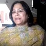 Anoushka Chandra School Principal- Manju Rana