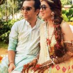 Antara Motiwala brother and sister-in-law