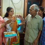 Anu Kumari with her family