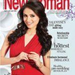 Anukriti Gusain New Woman Magazine