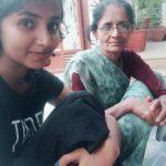Anupama Gowda sister and mother