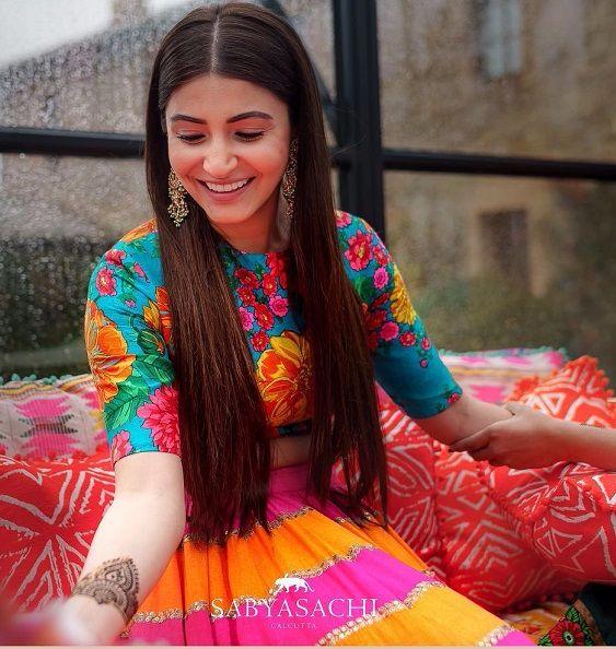 Anushka lehanga