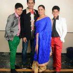 Apurv Jyotir family