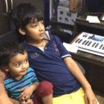 Arijit Singh son