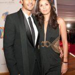 Mehr Jesia with her Ex-husband Arjun Rampal