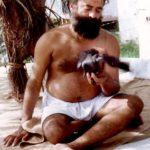 Asaram Bapu in early days as a preacher