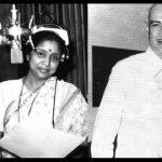 Asha and O. P. Nayyar