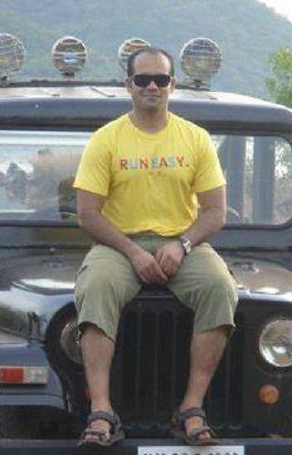 Ashish Nayyar
