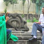 Ashok Khemka With His Wife Jyoti Khemka