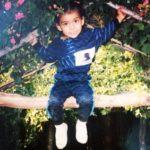 Ashrut Jain childhood pic