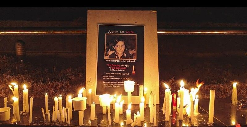 Asifa Candle March