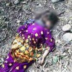 Asifa's Dead Body