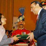 Asma Jahangirs Awarded The Hilal-i-Imtiaz Award