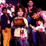 Atharva Vishwakarma in Cutest Kids contest