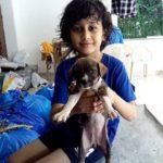 Atharva Vishwakarma love dogs