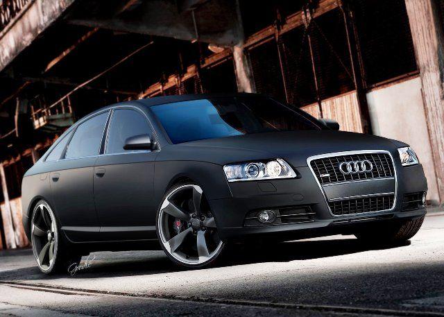 SRK Audi A6