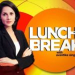 Avantika Singh At Her Lunch Time Show