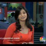 Ayesha Faridi At CNBC TV18